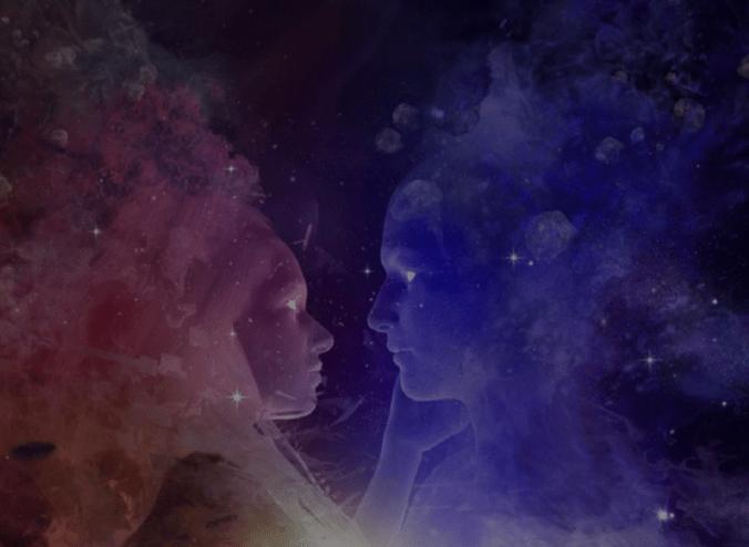sacred relationship mirroring