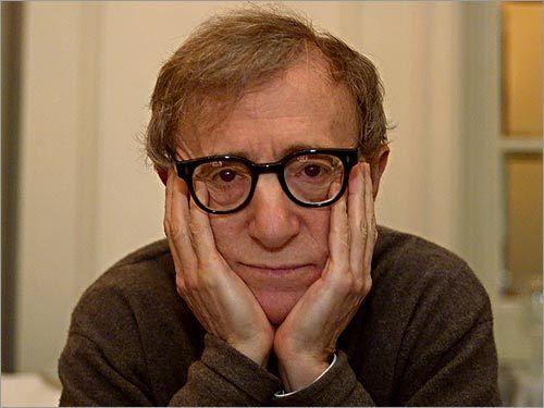 neurotic Woody Allen