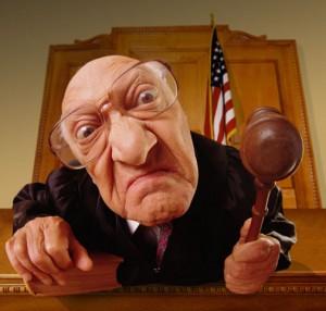 mean judge