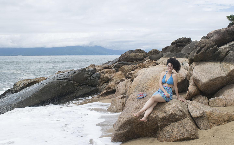 Viajar mais Barato - Passeio Gratuito Praia Ubatuba