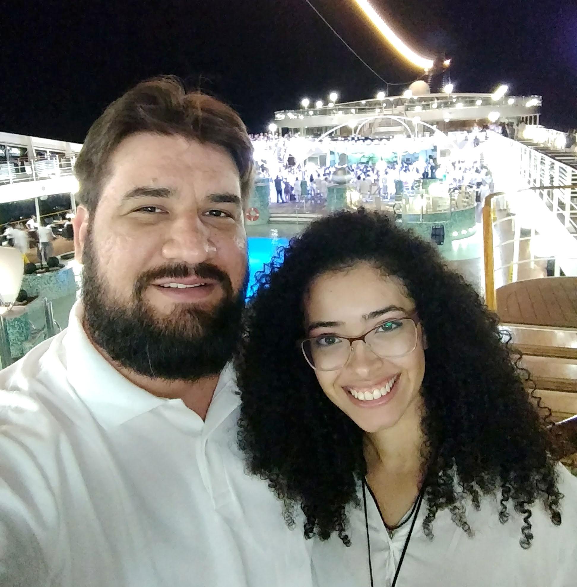 Cruzeiro MSC - Noite do Branco
