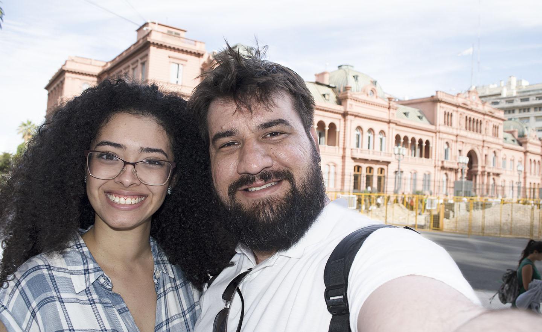 Casa Rosada - Viagem Romântica de Casal - 24 Horas em Buenos Aires Argentina