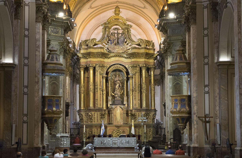 Catedral Metropolitana de Buenos Aires Argentina