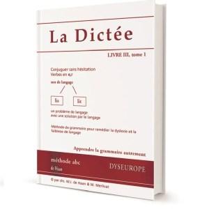 Dyseurope - Livre III La grammaire