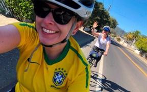 Tour de bike Napa Valley