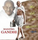 4.Mahatma Gandhi 1930s -There is no path to Peace. Peace is the path