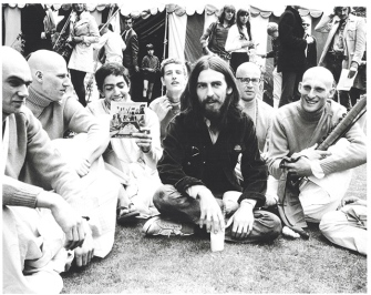 Six Famous Followers of Hare Krishna