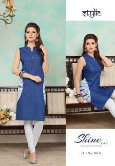 shine-vol.-2-denim-fabric-stylish-party-wea-casual-kurtis-wholesalers-manufacturers-4