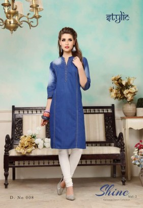 shine-vol.-2-denim-fabric-stylish-party-wea-casual-kurtis-wholesalers-manufacturers-8