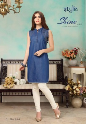 shine-vol.-2-denim-fabric-stylish-party-wea-casual-kurtis-wholesalers-manufacturers-9