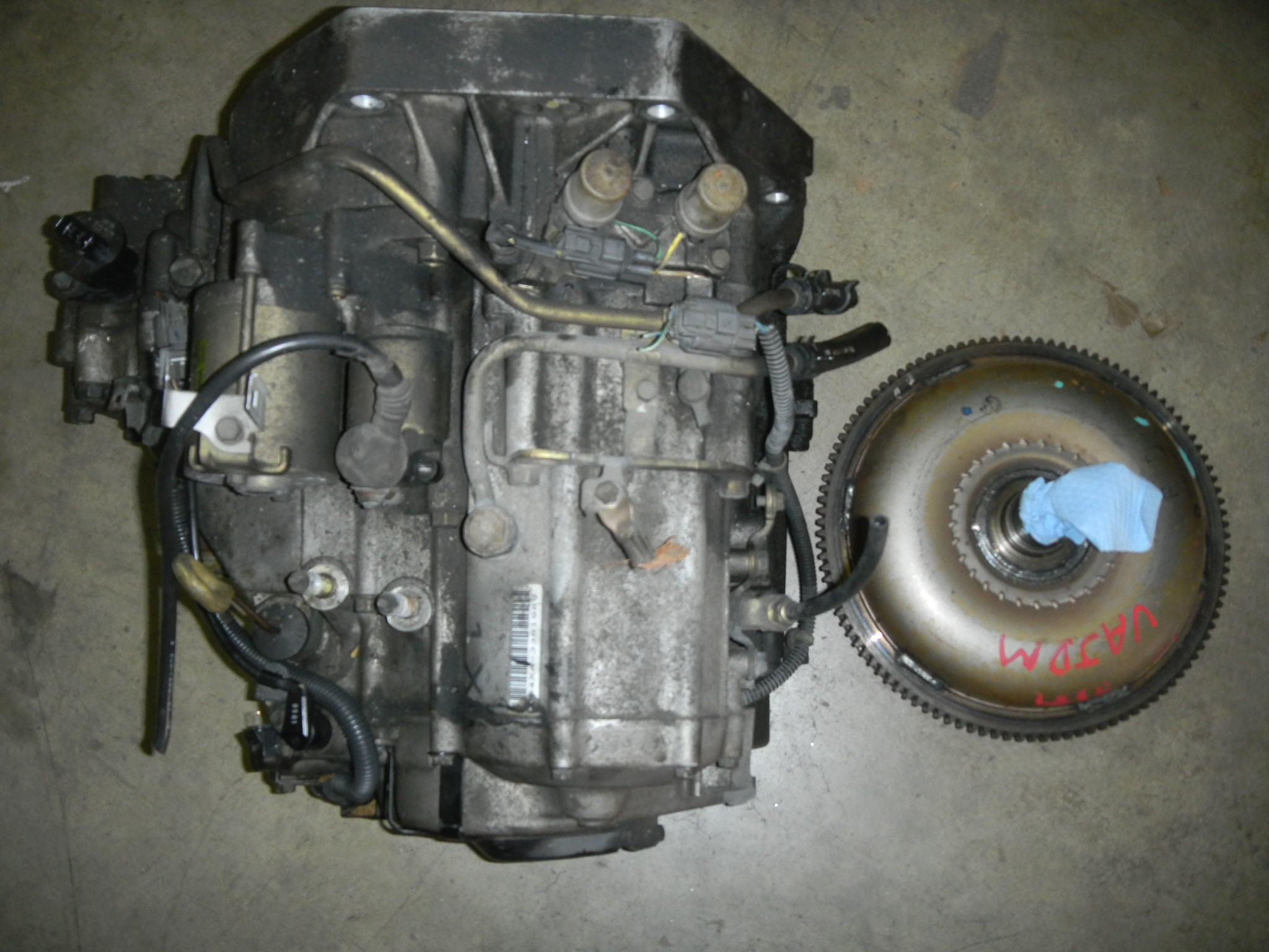 1996 Honda Accord Electrical Or Transmission Electrical Problem