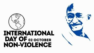 International Day of Non-Violence 2020 is being observed on 2nd October.