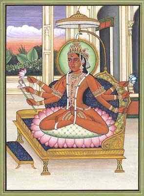 Богиня Мая