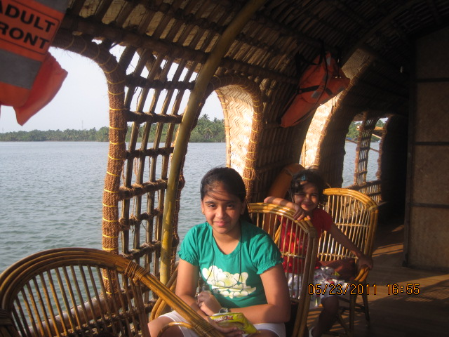 pic shot in boat house
