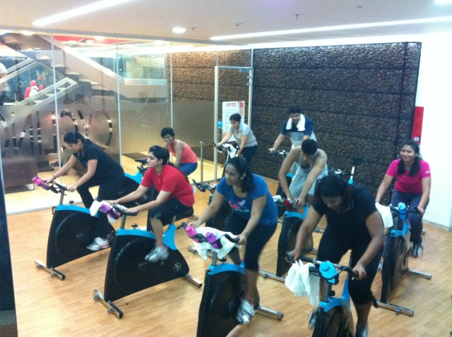 good gyms bangalore