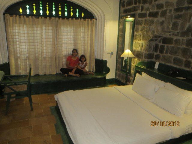 inside rooms
