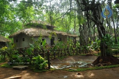 sri_rama_rajyam_movie_valmiki_ashram_set_06