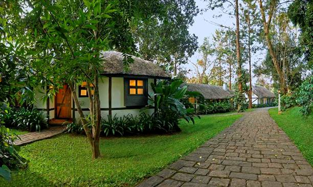 nice resort in coorg