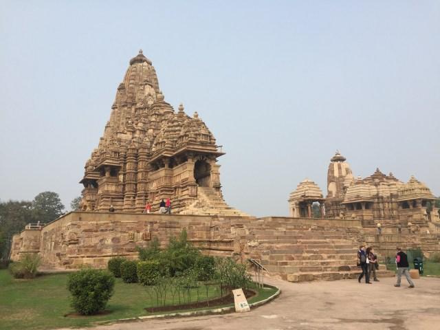visit to Khajuraho