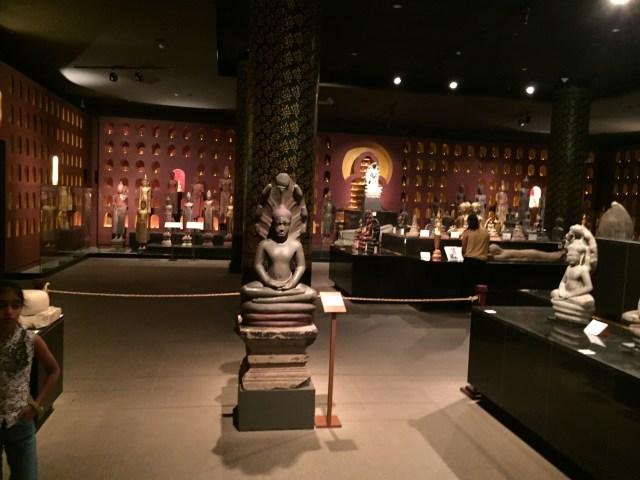 National Museum Buddha statue