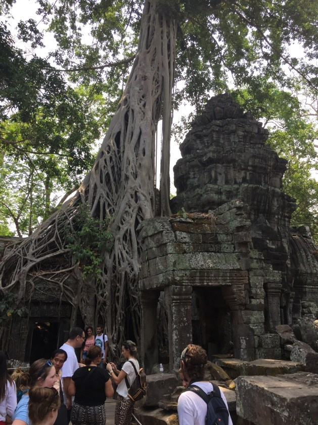 Bayon (Temple of faces)