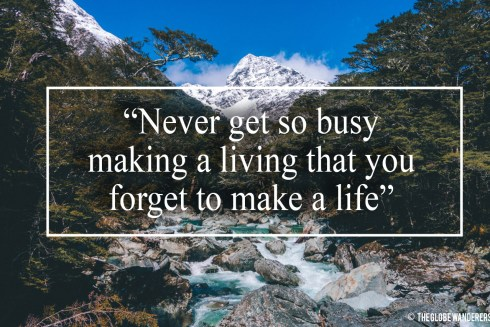 never-get-so-busy