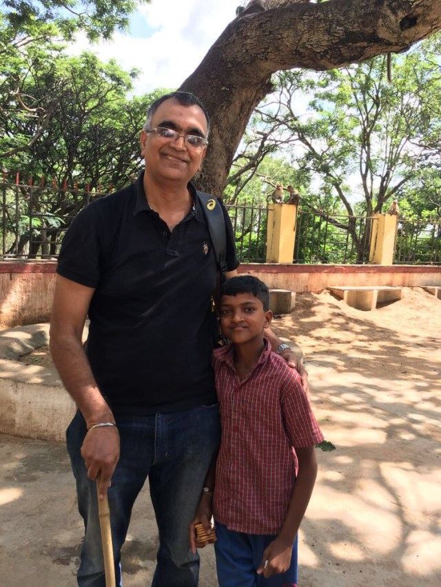 Bhupathi cave guide