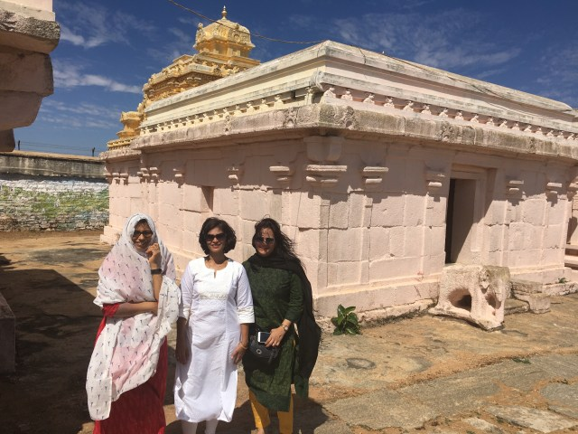 Mandargiri - An ancient Jain Hill temple near Bangalore