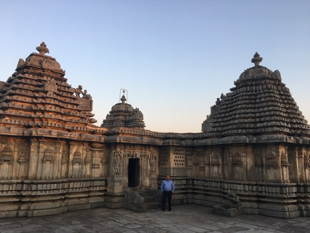 TheLakshmi temple at Doddagaddavalli