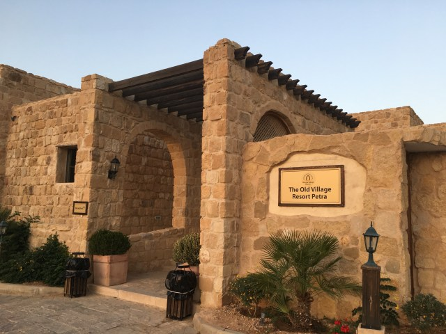 old village resort petra