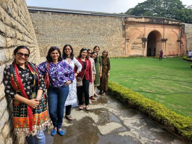 Kempe Gowda Fort