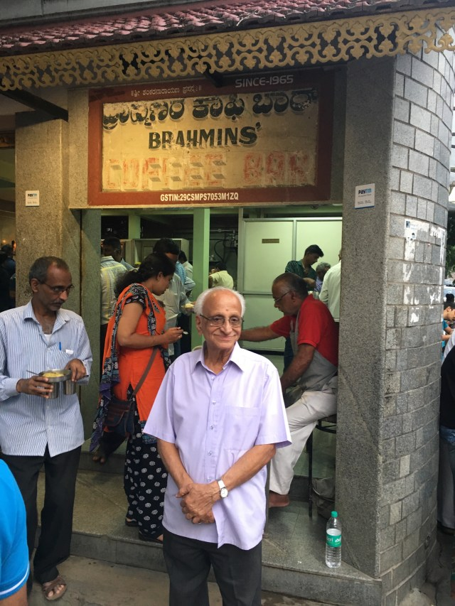 Brahmins Coffee Bar