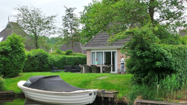 It Wiid, bungalowpark, Friesland, Wellness, Eernewoude