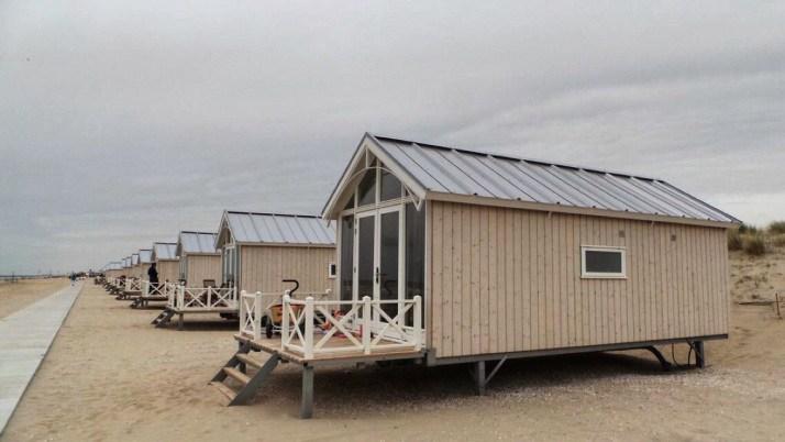 strandhuisje, vakantaseren, crowdfunding