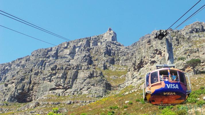 Tafelberg, Kaapstad, vakantaseren