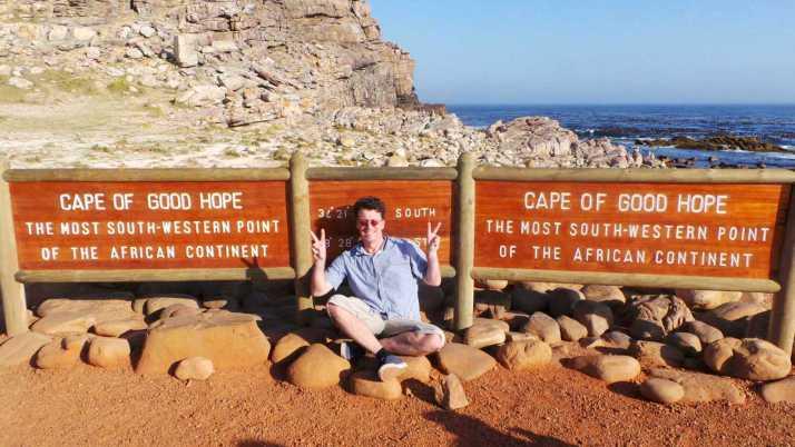 vakantaseren, Kaap de Goede Hoop, Kaapstad