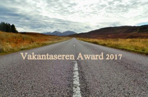 Vakantaseren Award