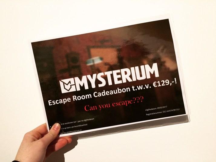 escape room, Mysterium, Van WakaWaka tot Bora Bora