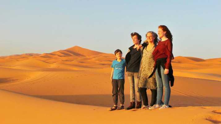 Erg Chebbi, woestijn, Merzouga, Marokko, avontuur, SNP NAtuurreizen