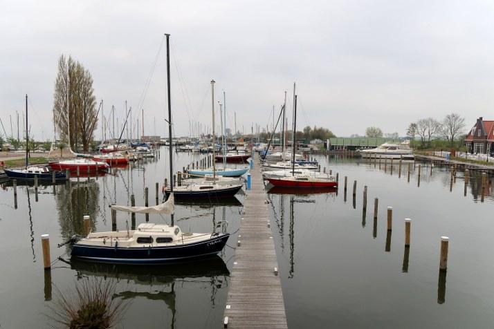 REsort Poort van Amsterdam, LAag Holland, EuroParcs
