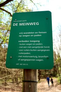 Meinweg, Limburg, vakantaseren