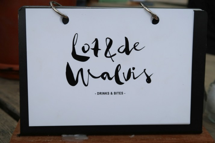 Lot en de Walvis, Leiden, vakantaseren