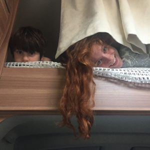 vakantaseren, camperhuur, Bunk campers,