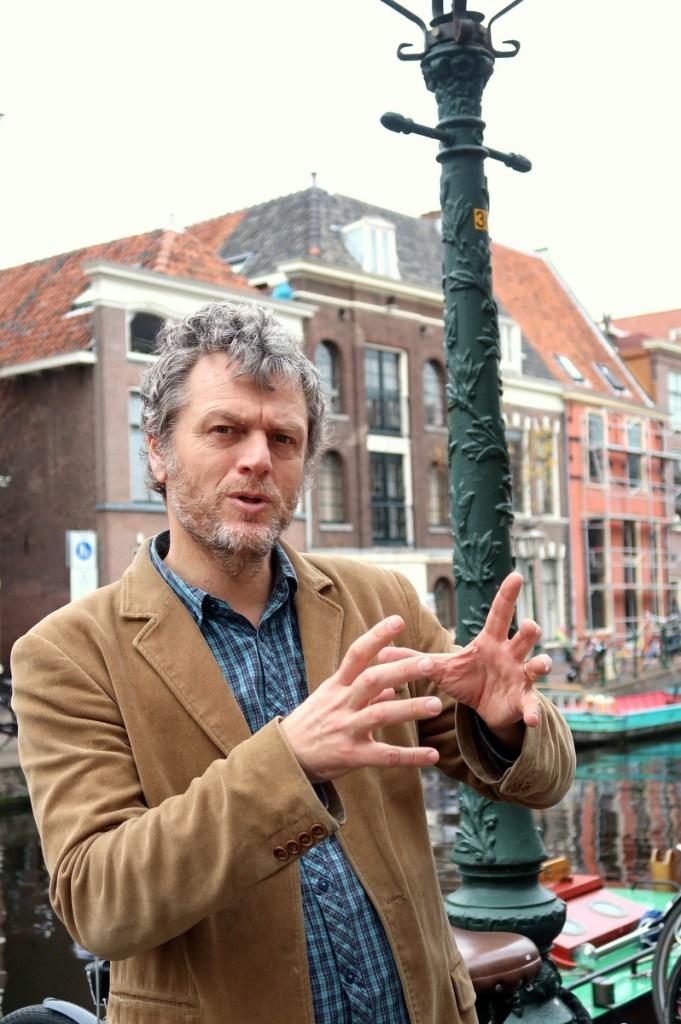 Jeroen Windmeijer, favoriete steden, het Paulus Labyrint
