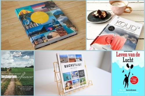 vakantaseren, inspirerende boeken