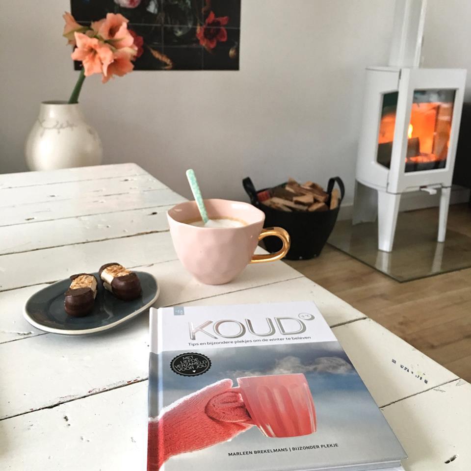 vakantaseren, marleen brekelmans, koud, inspirerende boeken, bijzonder plekje