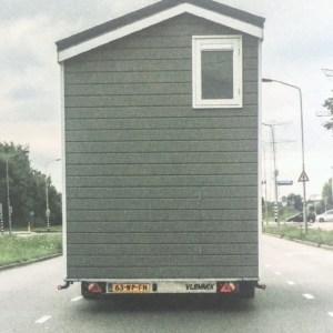 vakantaseren, tiny house
