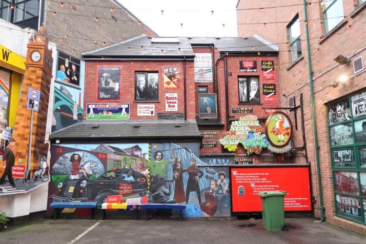 Belfast, vakantaseren