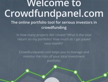 crowdfundpanel, crowdfunding