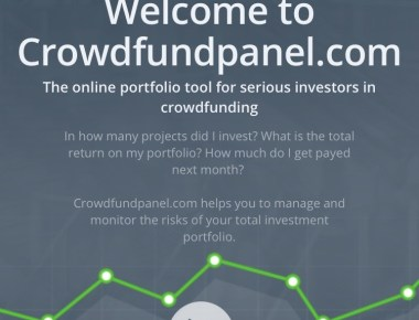 crowdfundpanel, crowdfunding